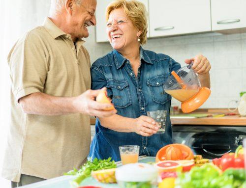 Statt Tafel: Obst- und Gemüsebox für bedürftige Senioren